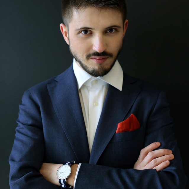 Künstler Mladen Prodan